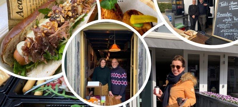 FOOD WALK DE VECHT MET FORT NIEUWERSLUIS