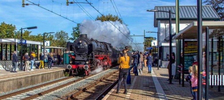 Grootste locomotief uit Europa komt naar Nijmegen!