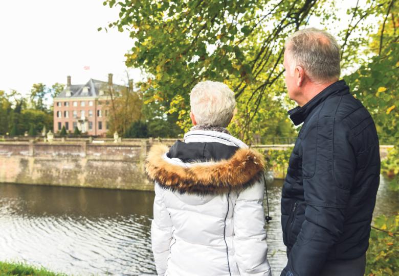 Beleef een magische winter bij de Utrechtse kastelen en buitenplaatsen