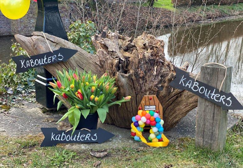 Kabouters actief in Doetinchem!