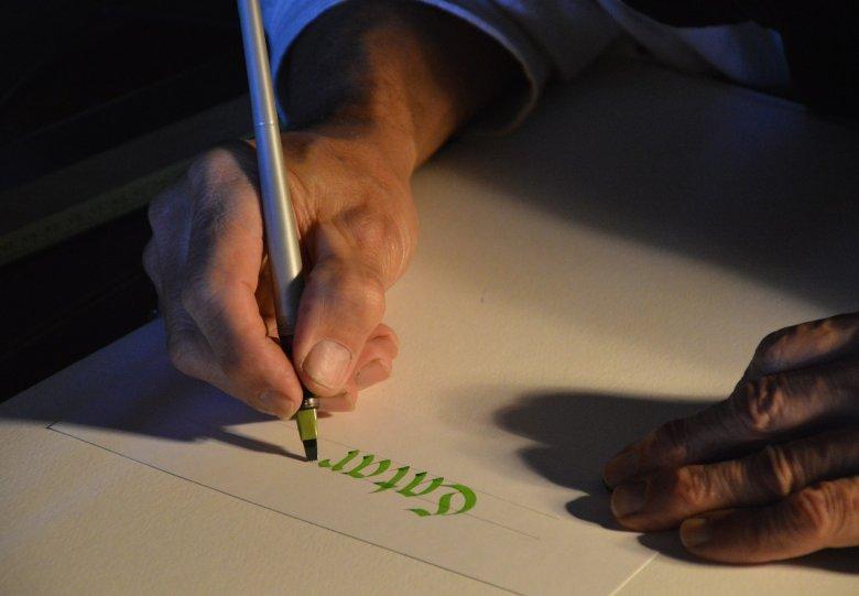 Workshop handlettering: maak vintageletters, i.s.m. Bold Statements