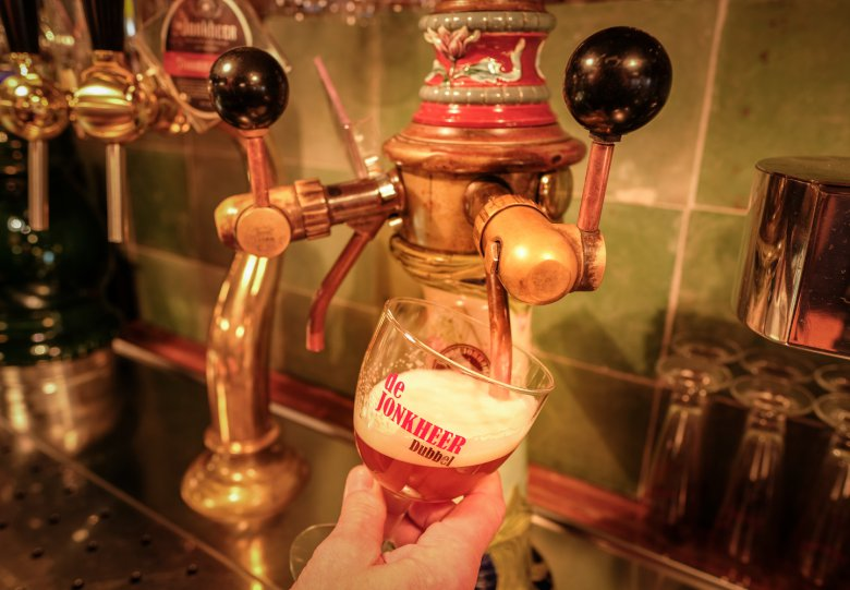Bier&bites speeddate (singles 45 t/m 60 jaar)