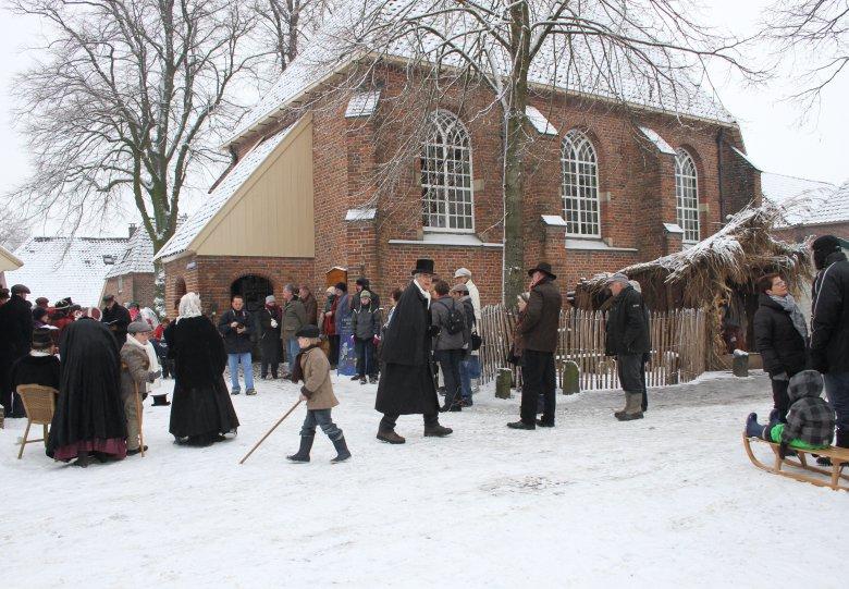 Dickens in Bronkhorst