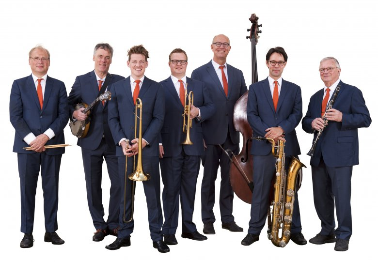 Dutch Swing College Band- 100 years of jazz!