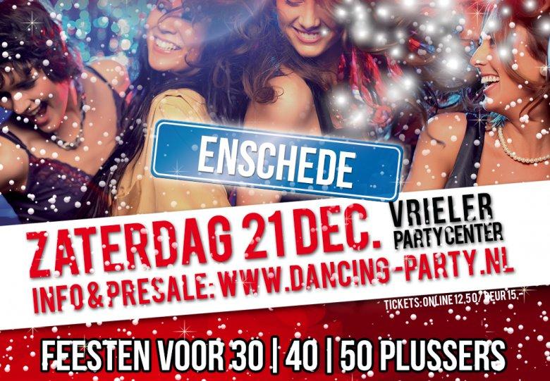 30 40 50 plussers Dancing Party Enschede - Twente Dansfeest