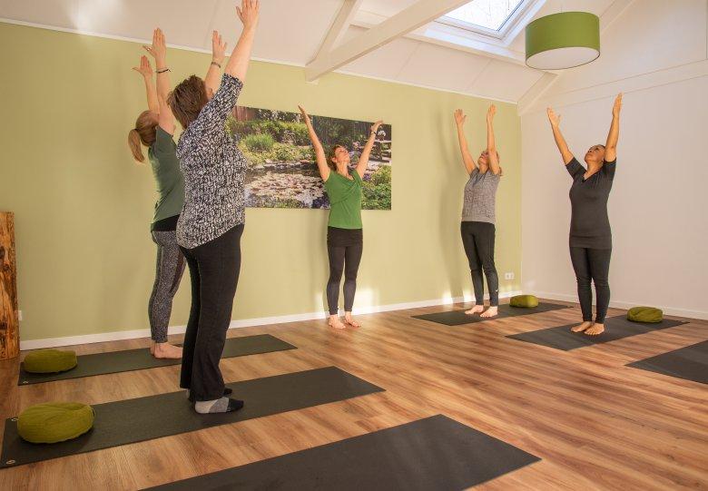 Yoga ontspanningsdag