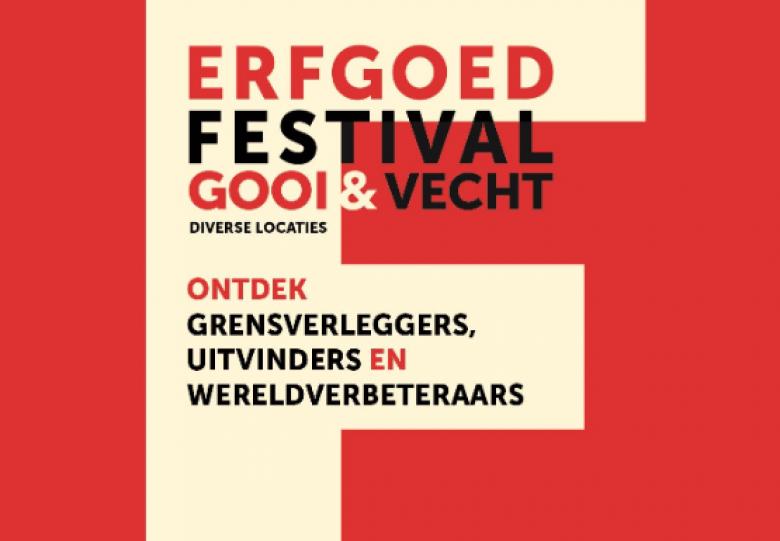 Erfgoedfestival Gooi & Vecht 2021