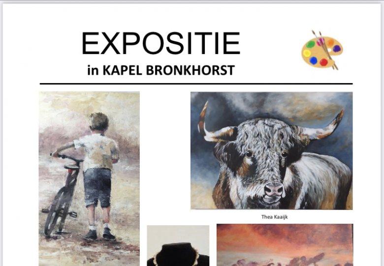 Expositie Kapel Bronkhorst