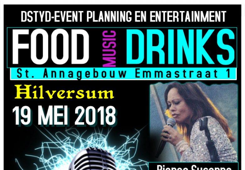 Food, Drinks & Music