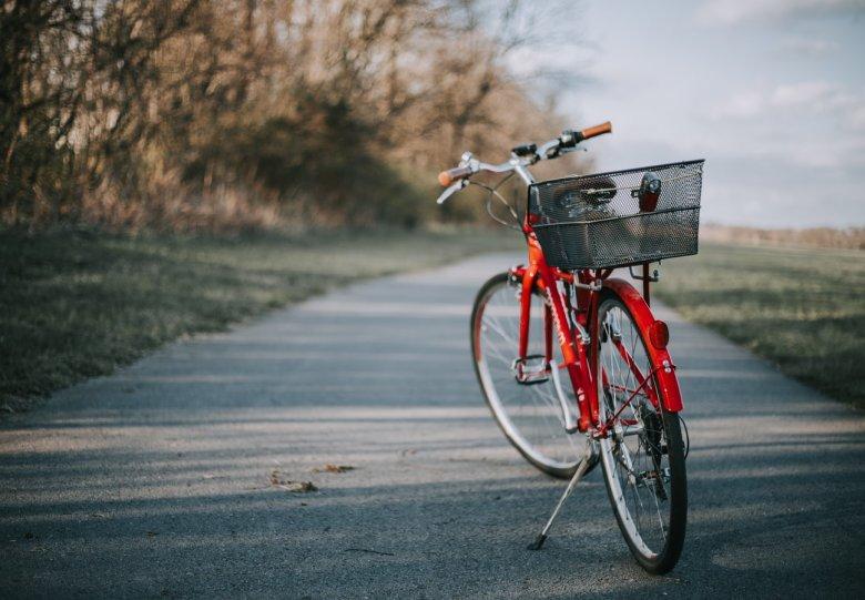 Laat je fiets glimmen