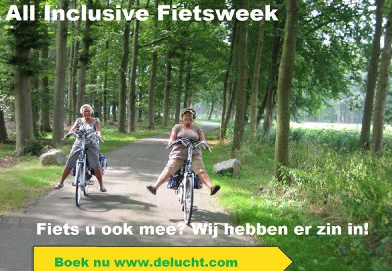 All Inclusive Fietsweek Arrangement