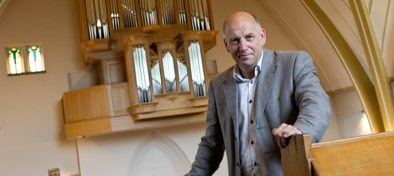 Orgelconcert Evert van de Veen (Kerstconcert)