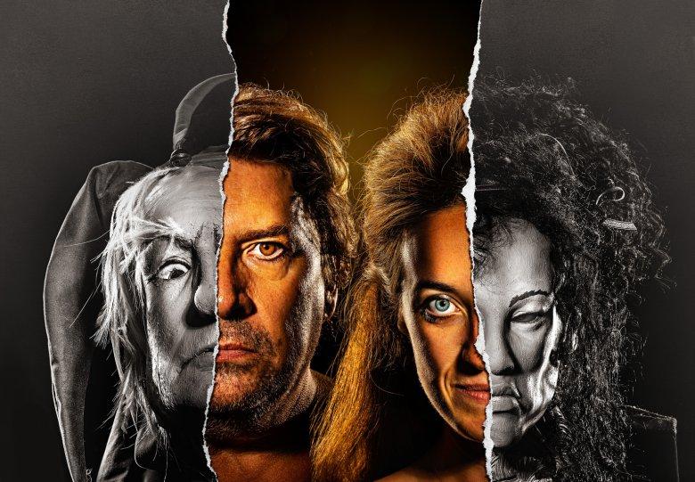 King Lear - Fred Delfgaauw en Ida van Dril