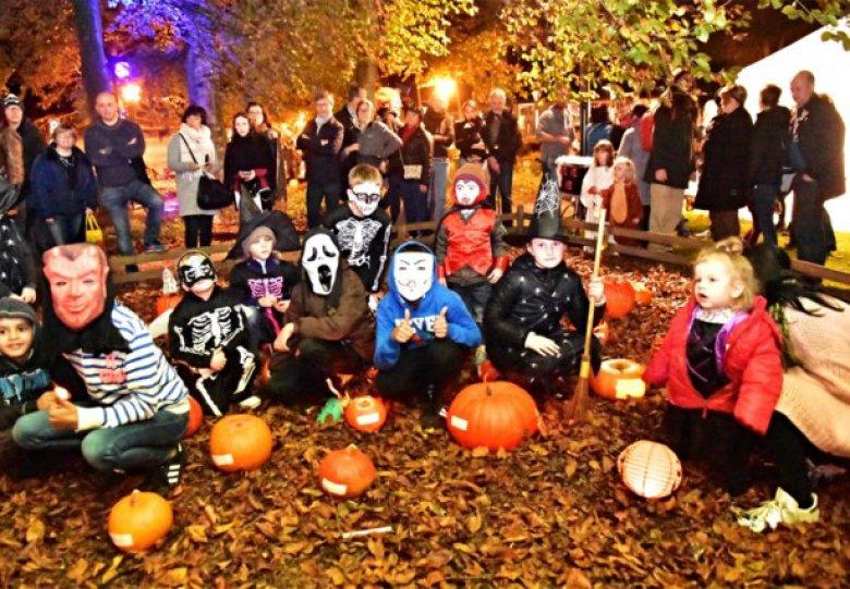 Halloween markt