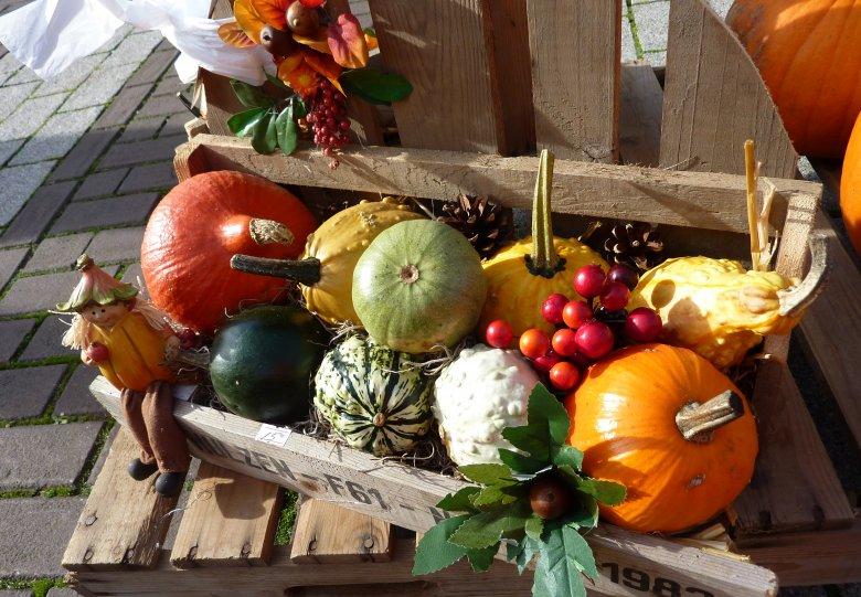 Herfstmarkt in Ermelo