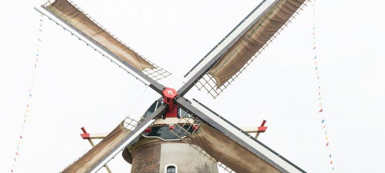 Hernense molen open