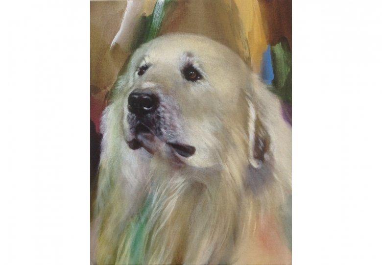 Dierenportret schilderen