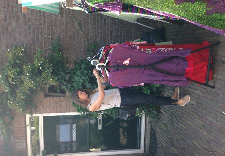 Een zomer lang, Brocante aan de IJssel