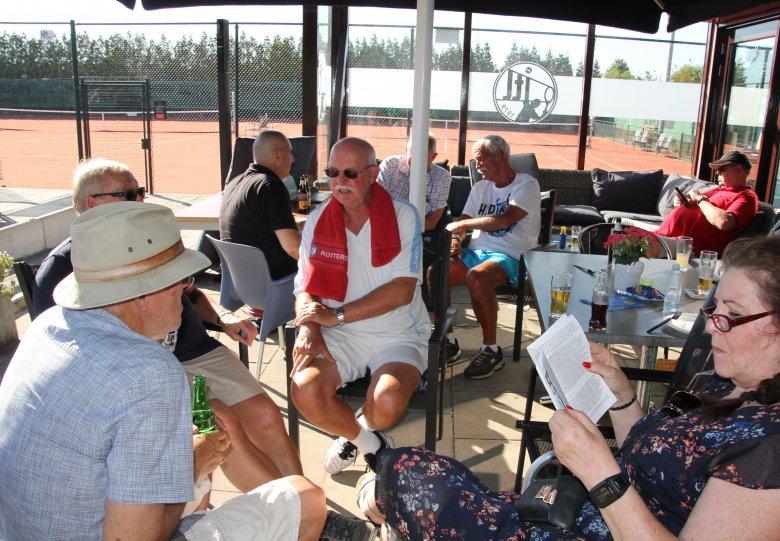 De Derde Helft bij ITL tennisvereniging