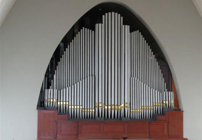 Orgelconcert Evert van de Veen