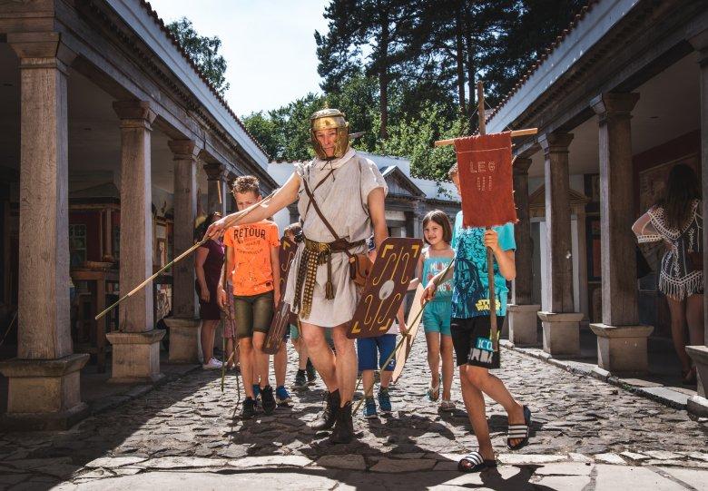 Romeinse zomer