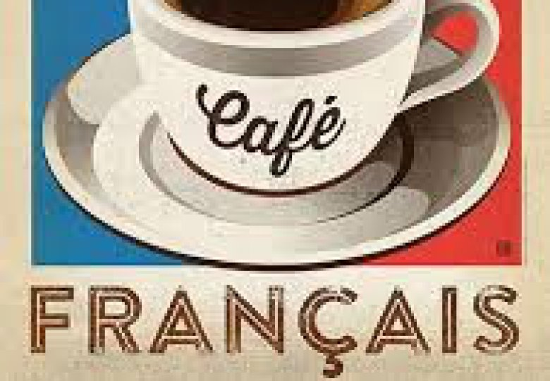 CAFÉ FRANÇAIS IN DE COURANT