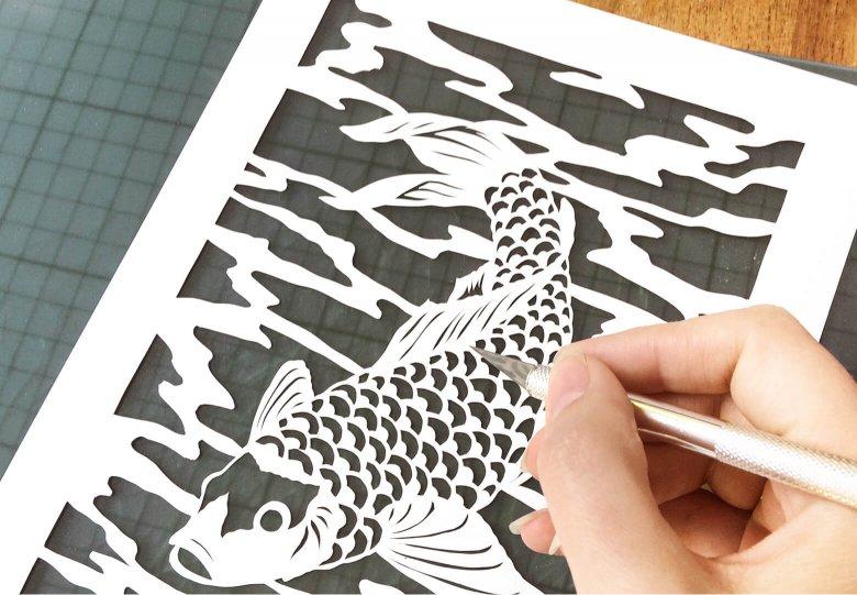 Papercut workshop