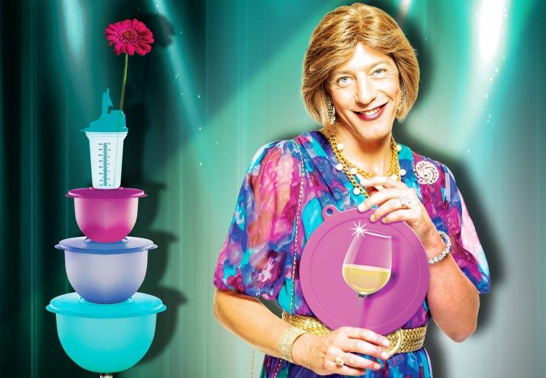Marja van Katendrecht – Marja's Grote Tupper Topper Show