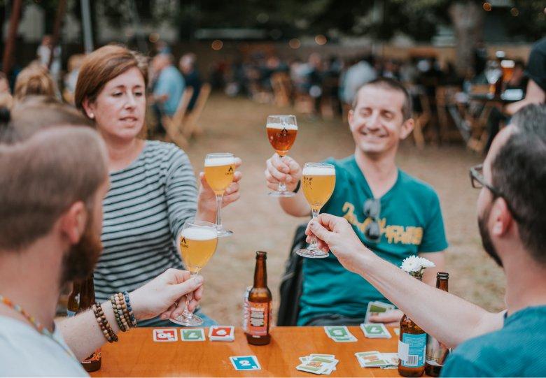 Mout bierfestival Nijmegen