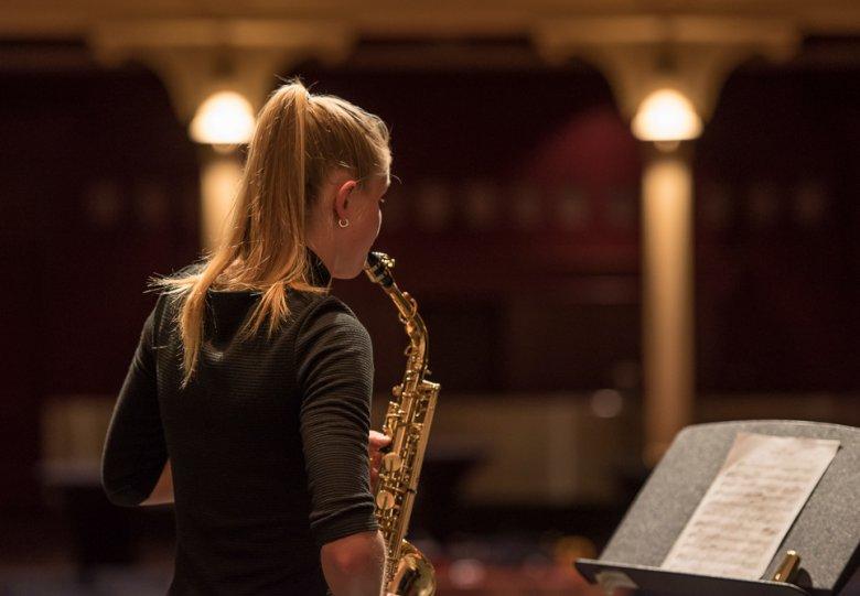 Ensemble- & Talentenklasconcert