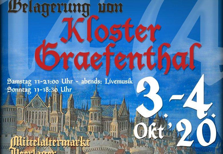 Middeleeuwse Markt  Klooster Graefenthal