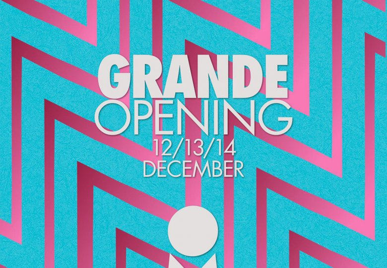 3-day Opening Weekend x LIVE music at OLI MAZÍ