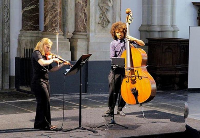 Concert Muziek op de Dijk