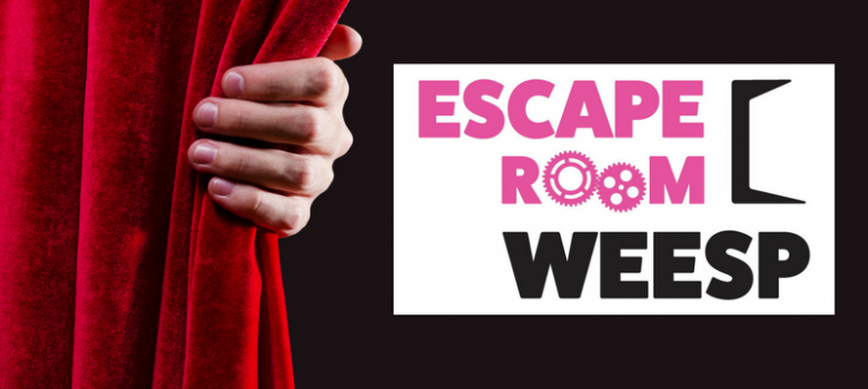 Escape room Weesp 'De Toneelmeester'