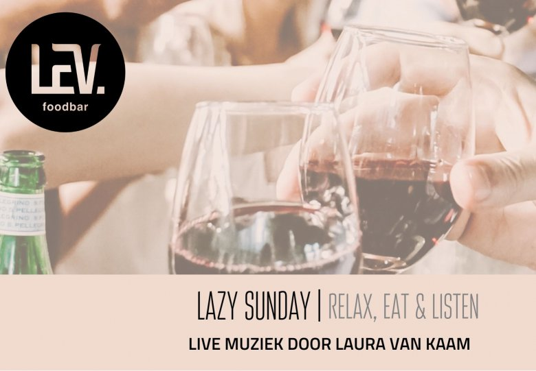 Lazy Sunday | relax , eat & listen
