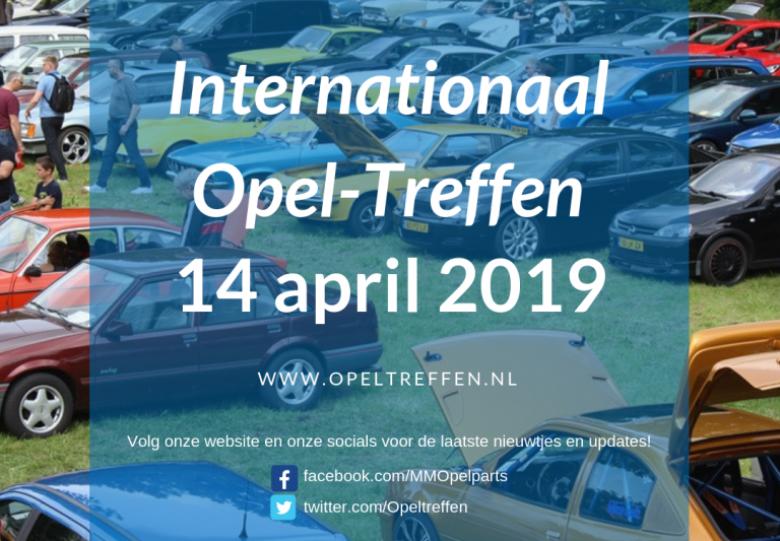 Internationaal Opel-Treffen 2019
