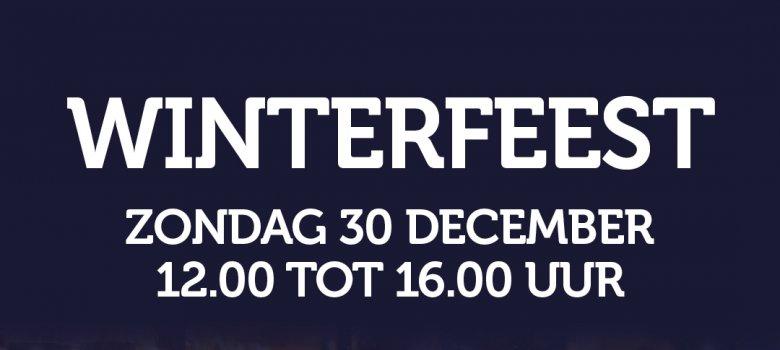 30 december Winterfeest Palazzo Lelystad