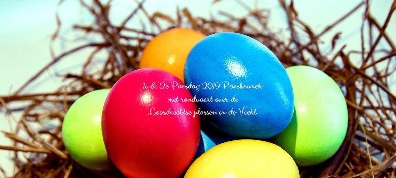 Pasen 2019 Paasbrunch Loosdrecht