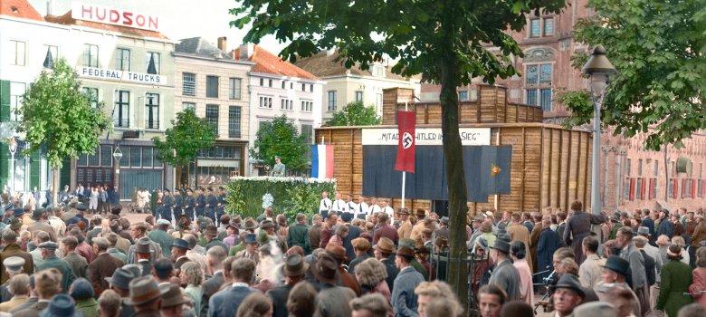 Deventer Bezet & Bevrijd