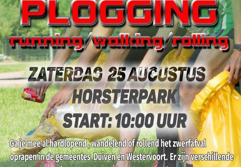 Plogging Run Duiven/Westervoort