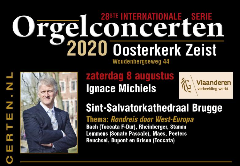 28ste serie orgelconcerten Oosterkerk Zeist