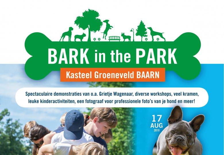 Bark in the Park, een hondsdolle dag!