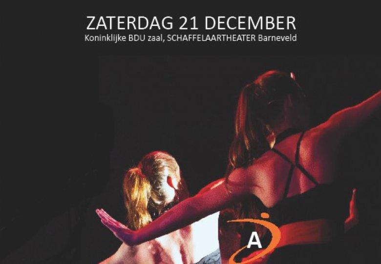 Dansvoorstelling Jazz Dance Yvon Tomasoa