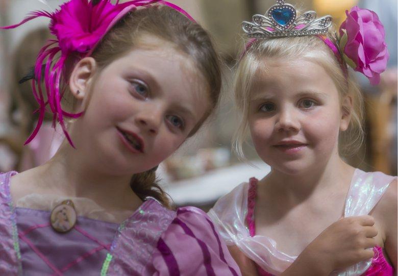 Prinsen en Prinsessencursus op Kasteel Hernen