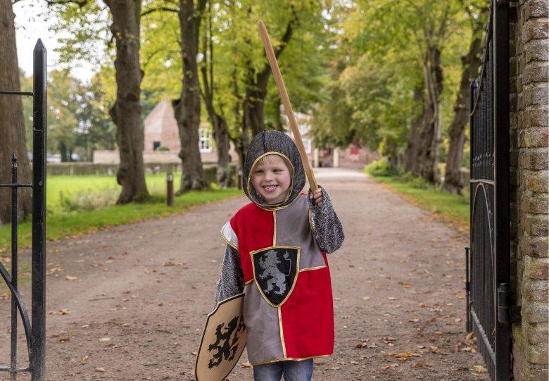 Ridderweken op kasteel Hernen