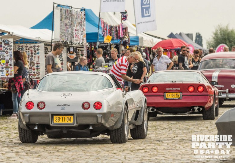 Riverside Party USA Day Kampen