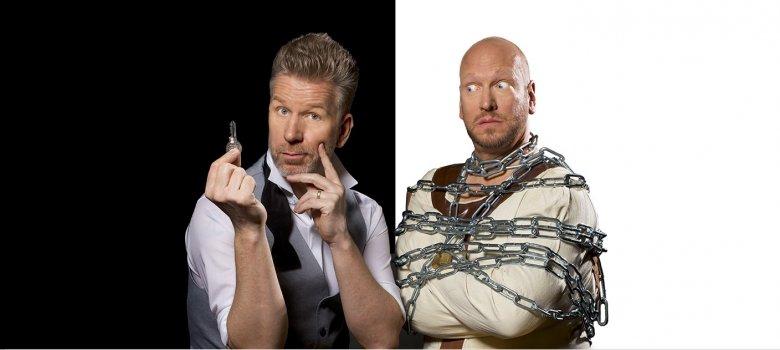Rob & Emiel - Van Houdini tot Copperfield