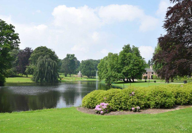 Historische wandeling, Rosendael