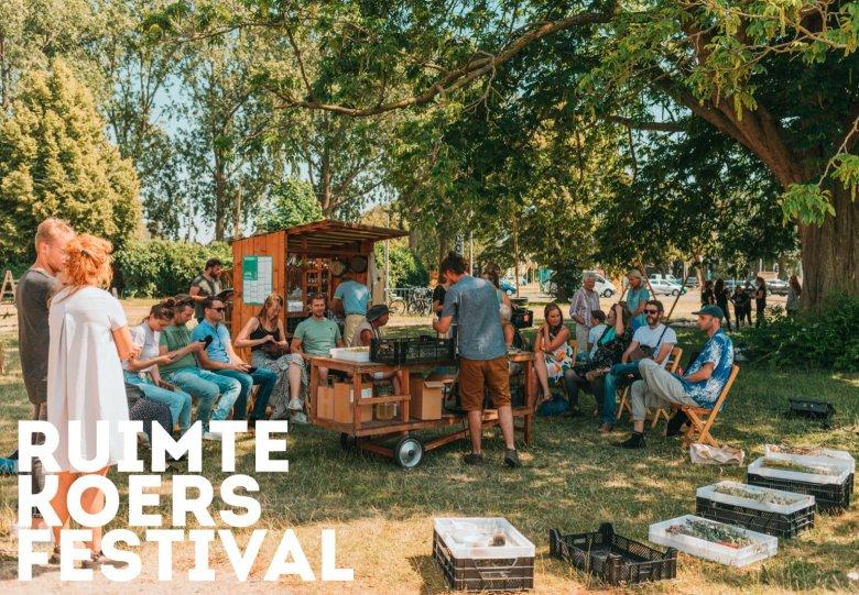 Ruimtekoers Festival en Workshops 2020