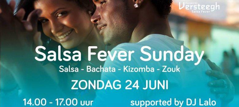 Salsa Fever Sunday!